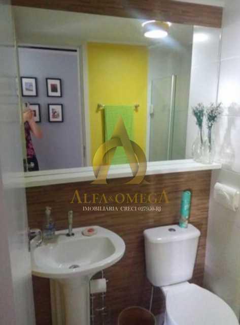 6 - Apartamento Estrada de Camorim,Jacarepaguá, Rio de Janeiro, RJ Para Venda e Aluguel, 3 Quartos, 70m² - AOJ30064 - 12