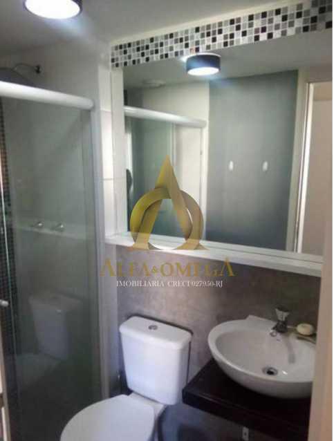 7 - Apartamento Estrada de Camorim,Jacarepaguá, Rio de Janeiro, RJ Para Venda e Aluguel, 3 Quartos, 70m² - AOJ30064 - 13