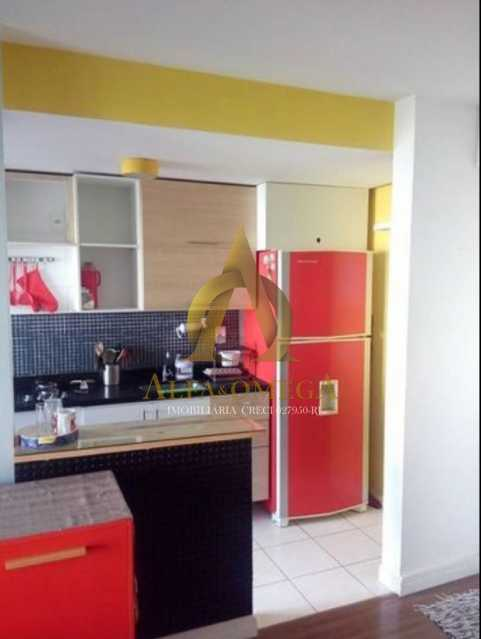 9 - Apartamento Estrada de Camorim,Jacarepaguá, Rio de Janeiro, RJ Para Venda e Aluguel, 3 Quartos, 70m² - AOJ30064 - 15