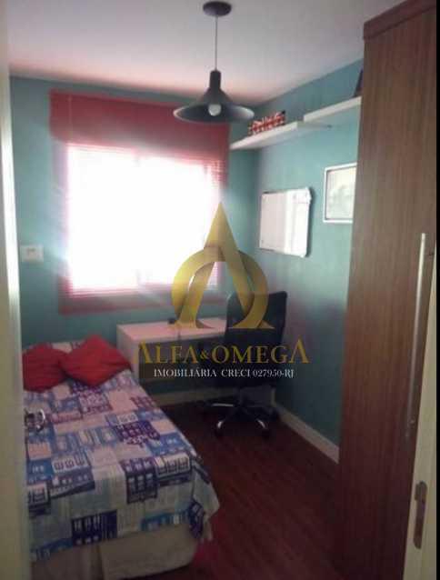 11 - Apartamento Estrada de Camorim,Jacarepaguá, Rio de Janeiro, RJ Para Venda e Aluguel, 3 Quartos, 70m² - AOJ30064 - 9