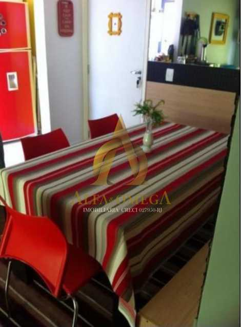 17 - Apartamento Estrada de Camorim,Jacarepaguá, Rio de Janeiro, RJ Para Venda e Aluguel, 3 Quartos, 70m² - AOJ30064 - 5