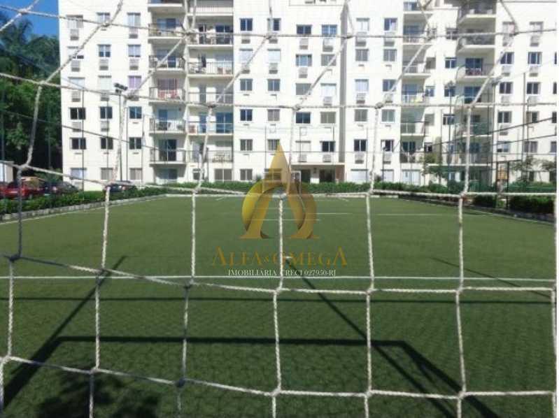 18 - Apartamento Estrada de Camorim,Jacarepaguá, Rio de Janeiro, RJ Para Venda e Aluguel, 3 Quartos, 70m² - AOJ30064 - 18