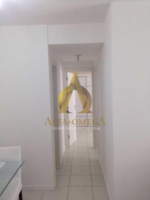 5 - Apartamento Avenida Vice Presidente José de Alencar,Jacarepaguá, Rio de Janeiro, RJ Para Alugar, 2 Quartos, 78m² - AOJ20075L - 7
