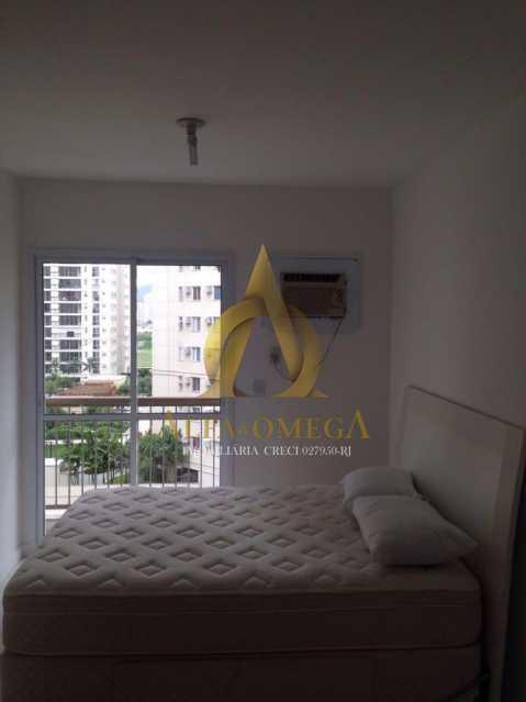 12 - Apartamento Avenida Vice Presidente José de Alencar,Jacarepaguá, Rio de Janeiro, RJ Para Alugar, 2 Quartos, 78m² - AOJ20075L - 10
