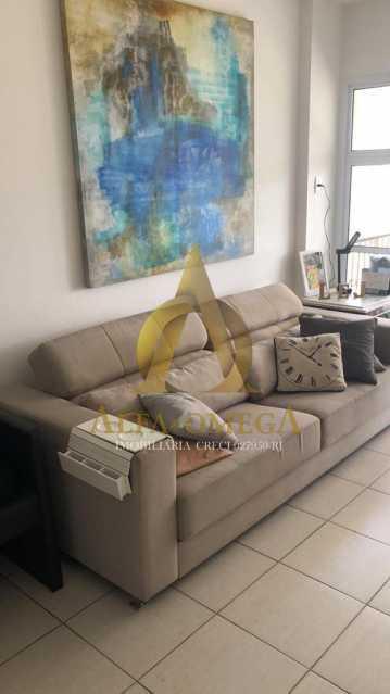 16 - Apartamento Avenida Vice Presidente José de Alencar,Jacarepaguá, Rio de Janeiro, RJ Para Alugar, 2 Quartos, 78m² - AOJ20075L - 1