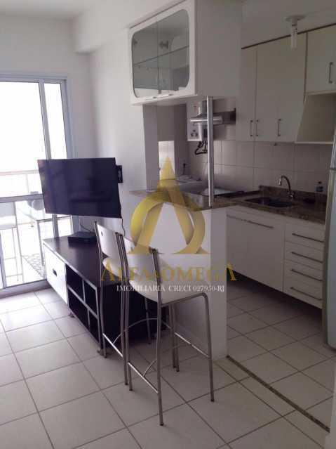 17 - Apartamento Avenida Vice Presidente José de Alencar,Jacarepaguá, Rio de Janeiro, RJ Para Alugar, 2 Quartos, 78m² - AOJ20075L - 3