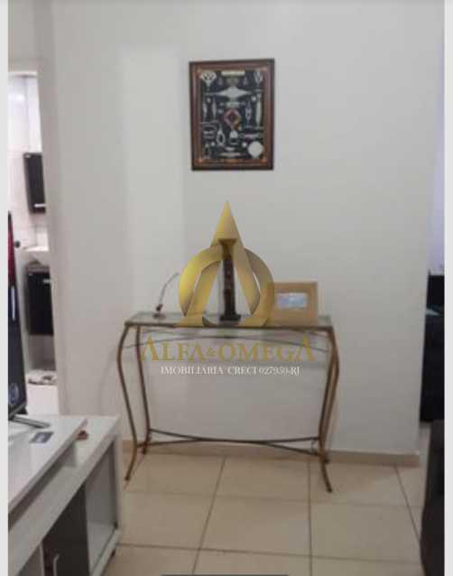 1 - Apartamento Avenida Adolpho de Vasconcelos,Barra da Tijuca, Rio de Janeiro, RJ Para Alugar, 2 Quartos, 58m² - AOJ20077L - 4