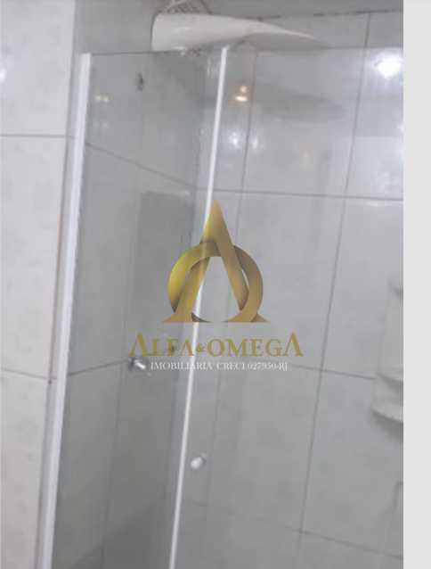 3 - Apartamento Avenida Adolpho de Vasconcelos,Barra da Tijuca, Rio de Janeiro, RJ Para Alugar, 2 Quartos, 58m² - AOJ20077L - 9