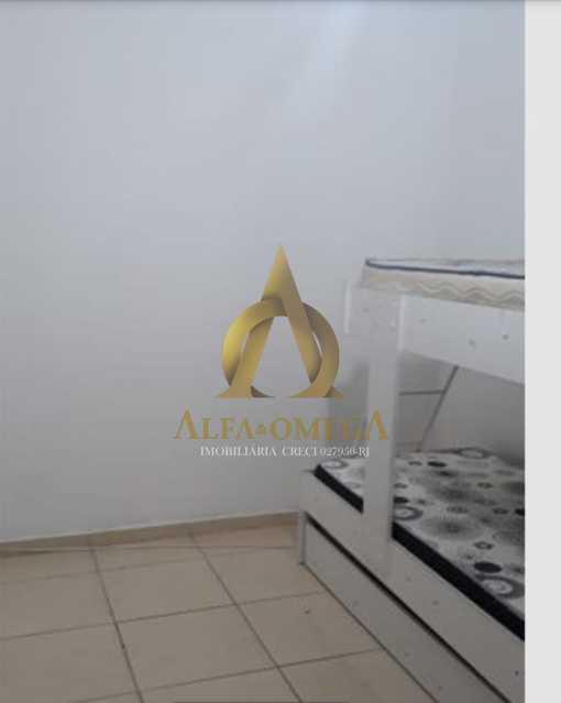 7 - Apartamento Avenida Adolpho de Vasconcelos,Barra da Tijuca, Rio de Janeiro, RJ Para Alugar, 2 Quartos, 58m² - AOJ20077L - 7