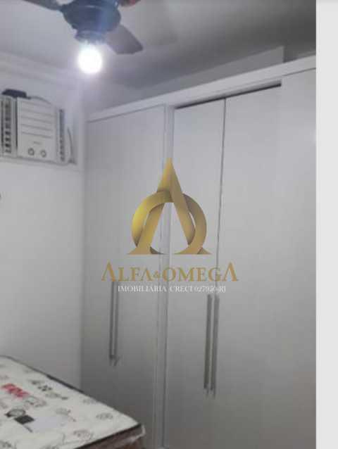 8 - Apartamento Avenida Adolpho de Vasconcelos,Barra da Tijuca, Rio de Janeiro, RJ Para Alugar, 2 Quartos, 58m² - AOJ20077L - 8