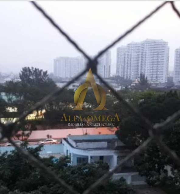 9 - Apartamento Avenida Adolpho de Vasconcelos,Barra da Tijuca, Rio de Janeiro, RJ Para Alugar, 2 Quartos, 58m² - AOJ20077L - 15