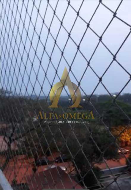 10 - Apartamento Avenida Adolpho de Vasconcelos,Barra da Tijuca, Rio de Janeiro, RJ Para Alugar, 2 Quartos, 58m² - AOJ20077L - 16
