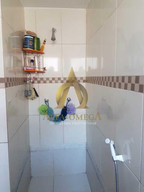 2 - Apartamento à venda Estrada Capenha,Pechincha, Rio de Janeiro - R$ 320.000 - AOJ20222 - 11