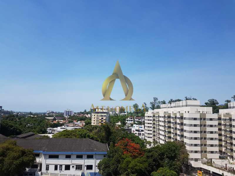 5 - Apartamento à venda Estrada Capenha,Pechincha, Rio de Janeiro - R$ 320.000 - AOJ20222 - 17