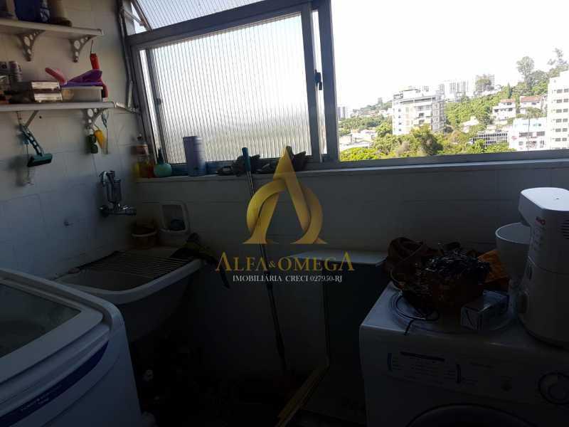 9 - Apartamento à venda Estrada Capenha,Pechincha, Rio de Janeiro - R$ 320.000 - AOJ20222 - 14