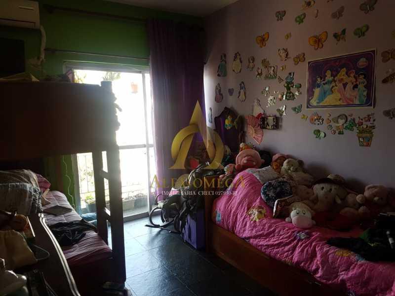12 - Apartamento à venda Estrada Capenha,Pechincha, Rio de Janeiro - R$ 320.000 - AOJ20222 - 7