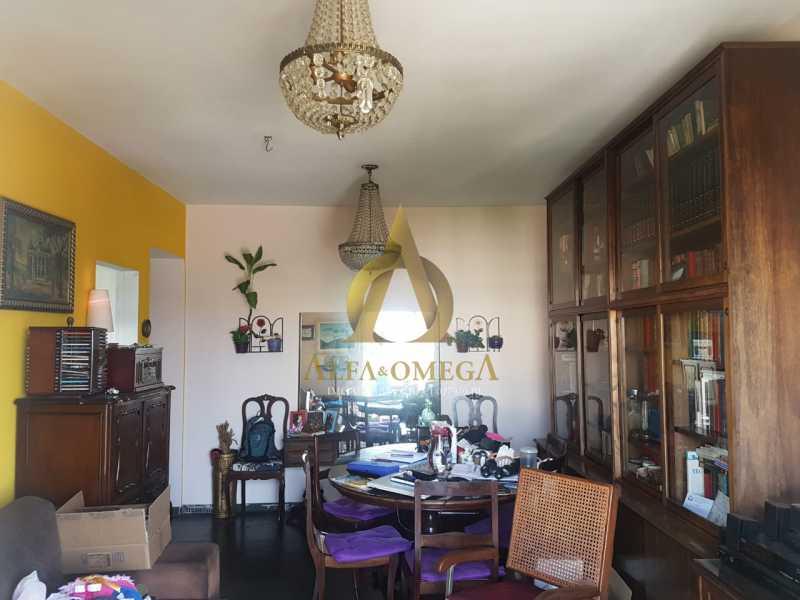 15 - Apartamento à venda Estrada Capenha,Pechincha, Rio de Janeiro - R$ 320.000 - AOJ20222 - 4