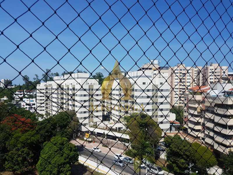 20 - Apartamento à venda Estrada Capenha,Pechincha, Rio de Janeiro - R$ 320.000 - AOJ20222 - 27