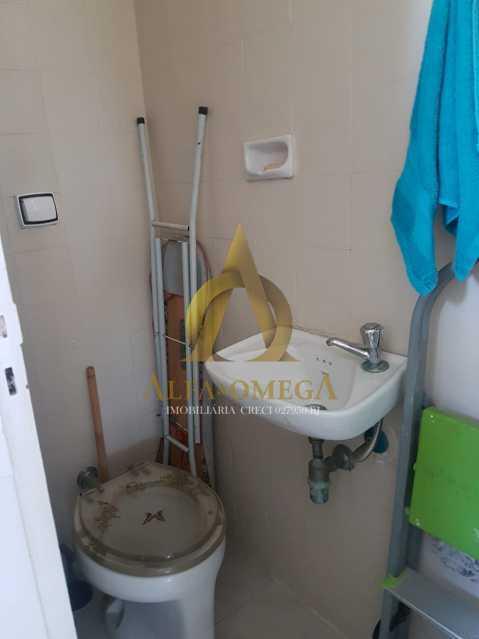 22 - Apartamento à venda Estrada Capenha,Pechincha, Rio de Janeiro - R$ 320.000 - AOJ20222 - 15
