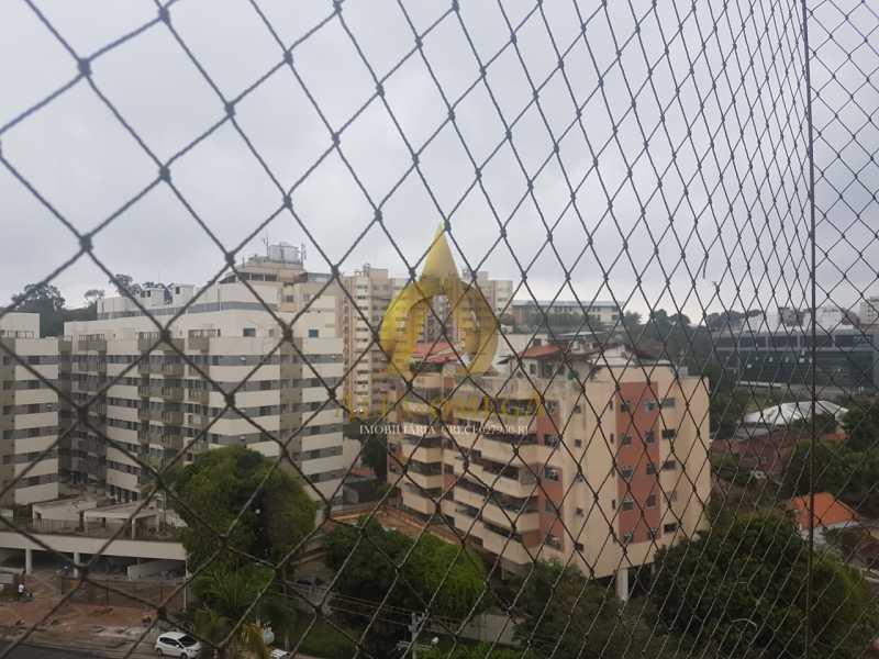 24 - Apartamento à venda Estrada Capenha,Pechincha, Rio de Janeiro - R$ 320.000 - AOJ20222 - 28