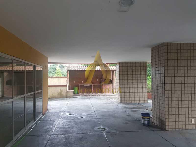 26 - Apartamento à venda Estrada Capenha,Pechincha, Rio de Janeiro - R$ 320.000 - AOJ20222 - 24