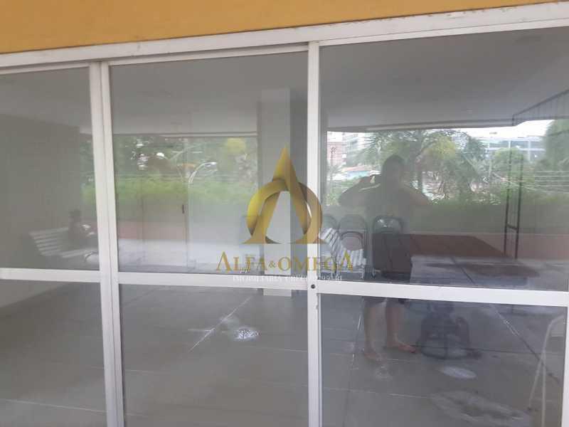 27 - Apartamento à venda Estrada Capenha,Pechincha, Rio de Janeiro - R$ 320.000 - AOJ20222 - 25