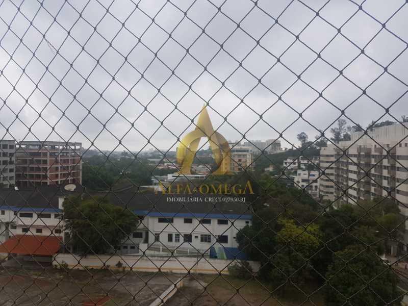 28 - Apartamento à venda Estrada Capenha,Pechincha, Rio de Janeiro - R$ 320.000 - AOJ20222 - 29