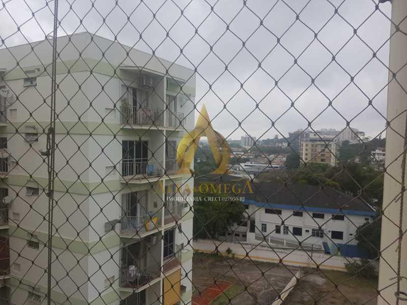 29 - Apartamento à venda Estrada Capenha,Pechincha, Rio de Janeiro - R$ 320.000 - AOJ20222 - 30
