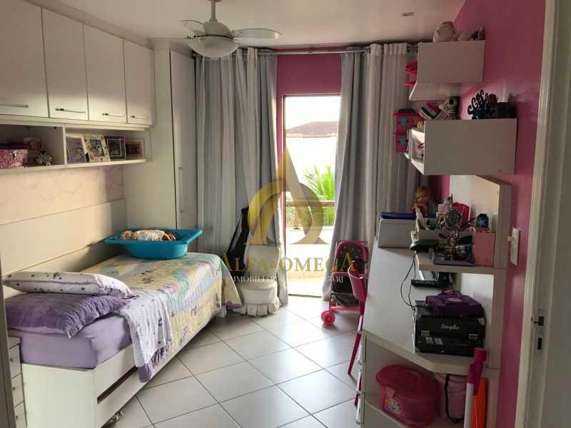 7 - Casa em Condomínio Rua Caniu,Pechincha, Rio de Janeiro, RJ Para Venda e Aluguel, 3 Quartos, 208m² - AOJ60105 - 8