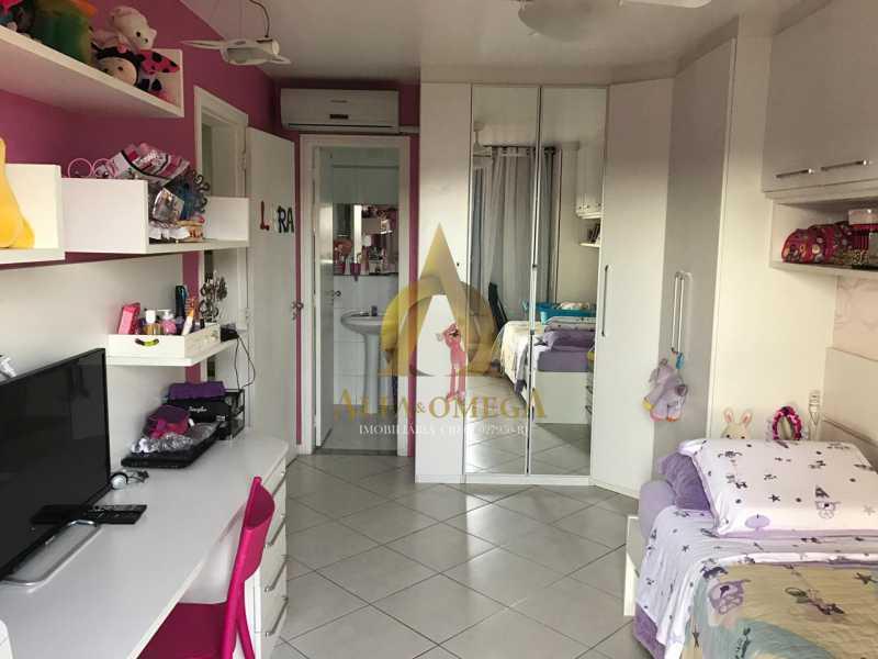 8 - Casa em Condomínio Rua Caniu,Pechincha, Rio de Janeiro, RJ Para Venda e Aluguel, 3 Quartos, 208m² - AOJ60105 - 9