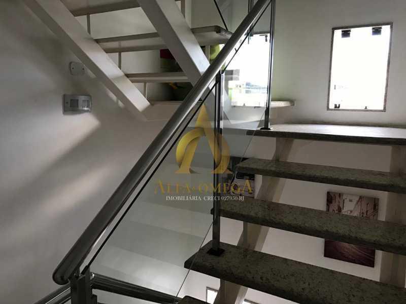 9 - Casa em Condomínio Rua Caniu,Pechincha, Rio de Janeiro, RJ Para Venda e Aluguel, 3 Quartos, 208m² - AOJ60105 - 4