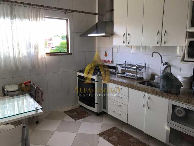 15 - Casa em Condomínio Rua Caniu,Pechincha, Rio de Janeiro, RJ Para Venda e Aluguel, 3 Quartos, 208m² - AOJ60105 - 16