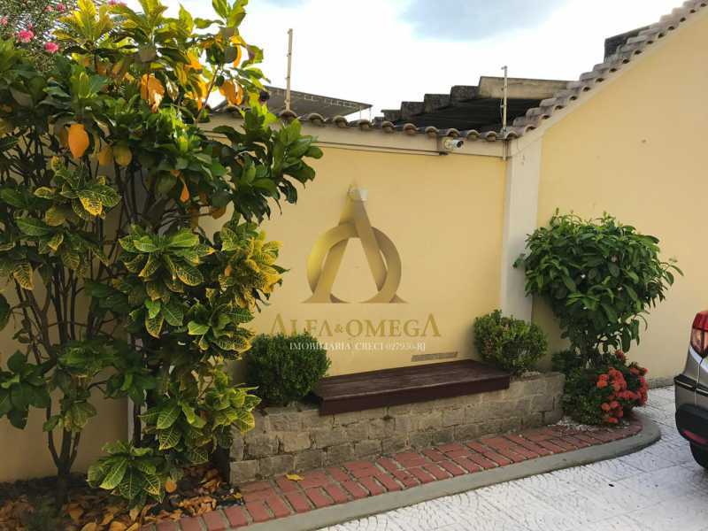 16 - Casa em Condomínio Rua Caniu,Pechincha, Rio de Janeiro, RJ Para Venda e Aluguel, 3 Quartos, 208m² - AOJ60105 - 21