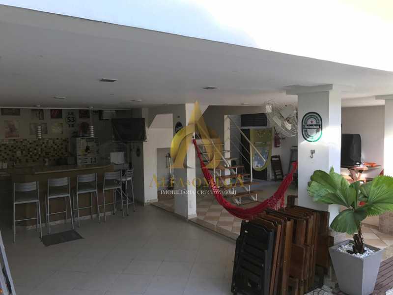 17 - Casa em Condomínio Rua Caniu,Pechincha, Rio de Janeiro, RJ Para Venda e Aluguel, 3 Quartos, 208m² - AOJ60105 - 17