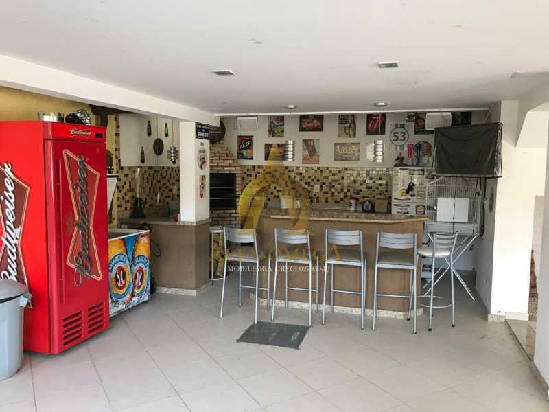 19 - Casa em Condomínio Rua Caniu,Pechincha, Rio de Janeiro, RJ Para Venda e Aluguel, 3 Quartos, 208m² - AOJ60105 - 19