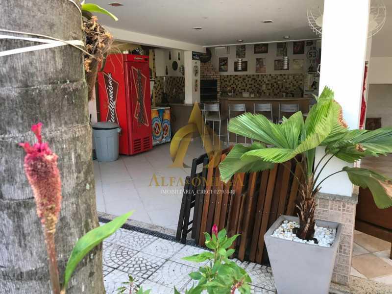 20 - Casa em Condomínio Rua Caniu,Pechincha, Rio de Janeiro, RJ Para Venda e Aluguel, 3 Quartos, 208m² - AOJ60105 - 20
