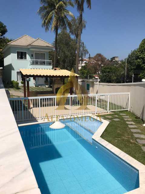5 - Casa em Condomínio Estrada Campo da Areia,Pechincha, Rio de Janeiro, RJ À Venda, 3 Quartos, 120m² - AOJ60106 - 31