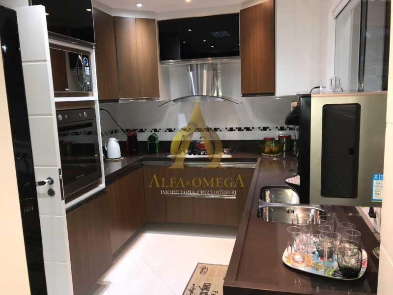 9 - Casa em Condomínio Estrada Campo da Areia,Pechincha, Rio de Janeiro, RJ À Venda, 3 Quartos, 120m² - AOJ60106 - 24