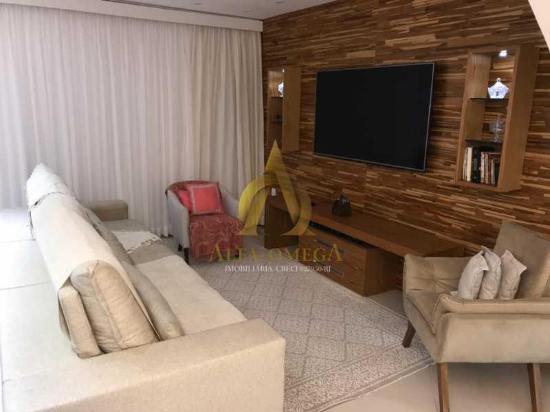 12 - Casa em Condomínio Estrada Campo da Areia,Pechincha, Rio de Janeiro, RJ À Venda, 3 Quartos, 120m² - AOJ60106 - 4