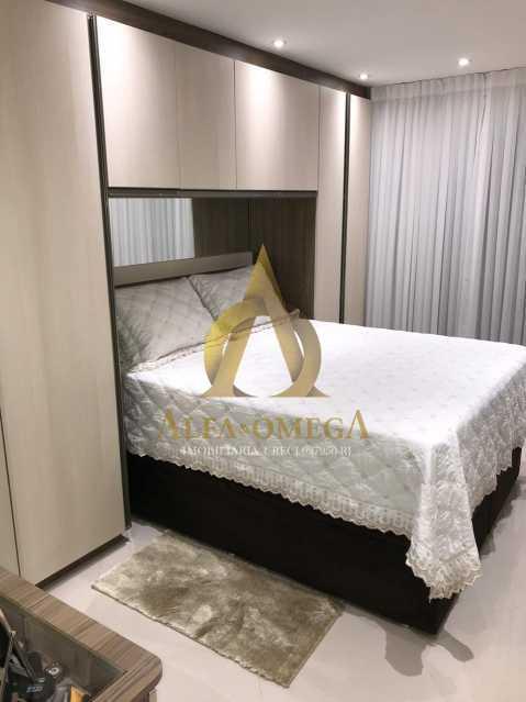 30 - Casa em Condomínio Estrada Campo da Areia,Pechincha, Rio de Janeiro, RJ À Venda, 3 Quartos, 120m² - AOJ60106 - 16
