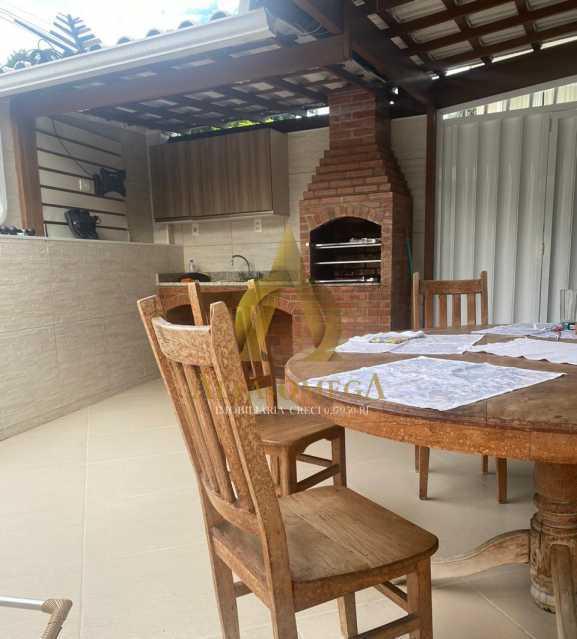 31 - Casa em Condomínio Estrada Campo da Areia,Pechincha, Rio de Janeiro, RJ À Venda, 3 Quartos, 120m² - AOJ60106 - 29