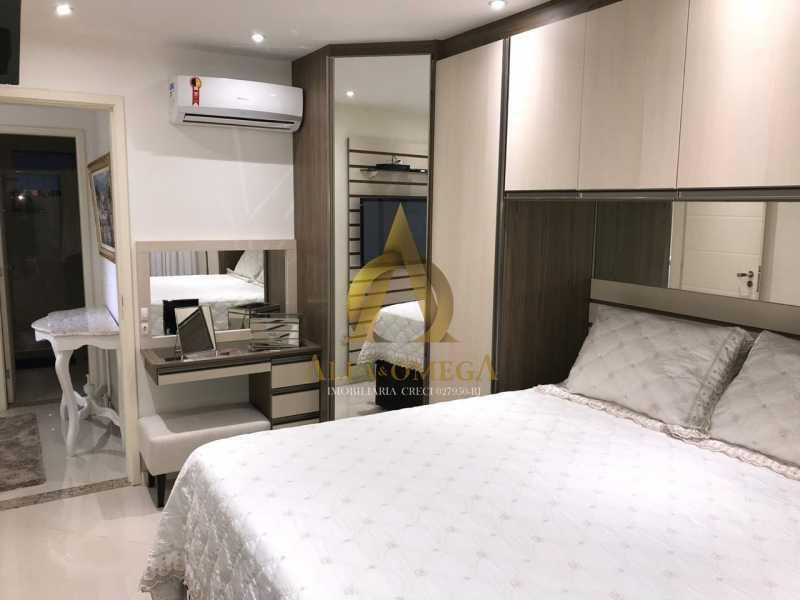 36 - Casa em Condomínio Estrada Campo da Areia,Pechincha, Rio de Janeiro, RJ À Venda, 3 Quartos, 120m² - AOJ60106 - 17