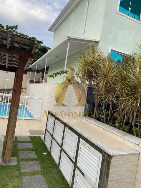 39 - Casa em Condomínio Estrada Campo da Areia,Pechincha, Rio de Janeiro, RJ À Venda, 3 Quartos, 120m² - AOJ60106 - 30