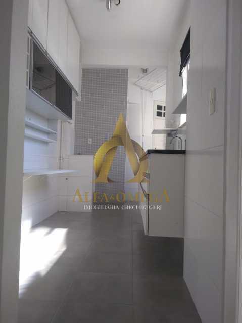 3 - Apartamento à venda Rua Morais e Silva,Tijuca, Rio de Janeiro - R$ 430.000 - AOJ20224 - 12