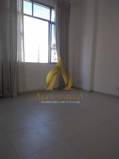 4 - Apartamento à venda Rua Morais e Silva,Tijuca, Rio de Janeiro - R$ 430.000 - AOJ20224 - 3