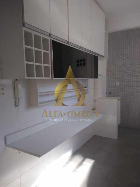 8 - Apartamento à venda Rua Morais e Silva,Tijuca, Rio de Janeiro - R$ 430.000 - AOJ20224 - 13