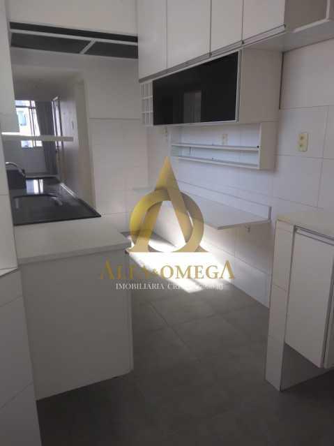 10 - Apartamento à venda Rua Morais e Silva,Tijuca, Rio de Janeiro - R$ 430.000 - AOJ20224 - 14