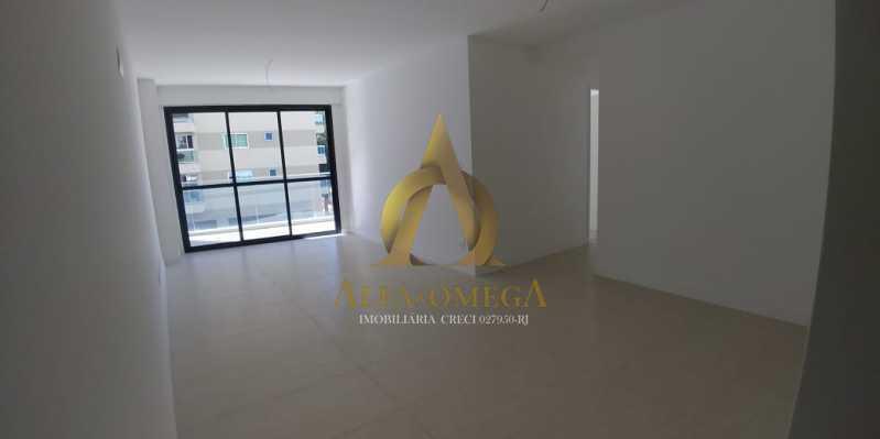 2 - Apartamento à venda Rua Pinheiro Guimarães,Botafogo, Rio de Janeiro - R$ 2.355.000 - AOJ40009 - 1