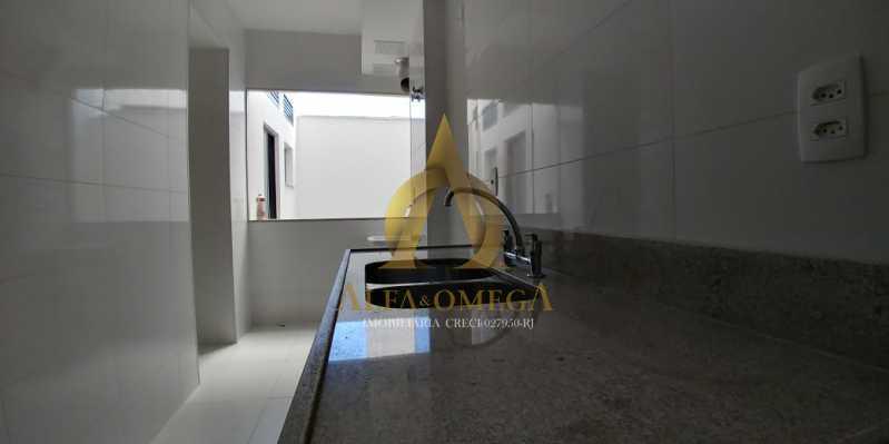3 - Apartamento à venda Rua Pinheiro Guimarães,Botafogo, Rio de Janeiro - R$ 2.355.000 - AOJ40009 - 9