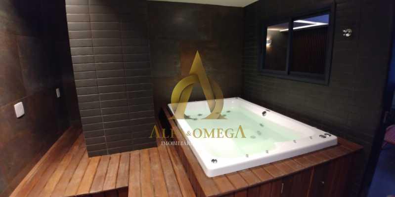 13 - Apartamento à venda Rua Pinheiro Guimarães,Botafogo, Rio de Janeiro - R$ 2.355.000 - AOJ40009 - 11
